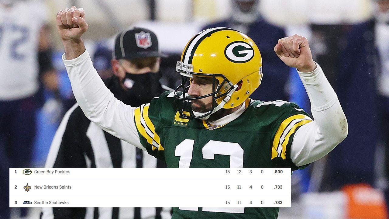 Kampf um das durchgehende Playoff-Heimrecht in der NFC - Bildquelle: 2020 Getty Images