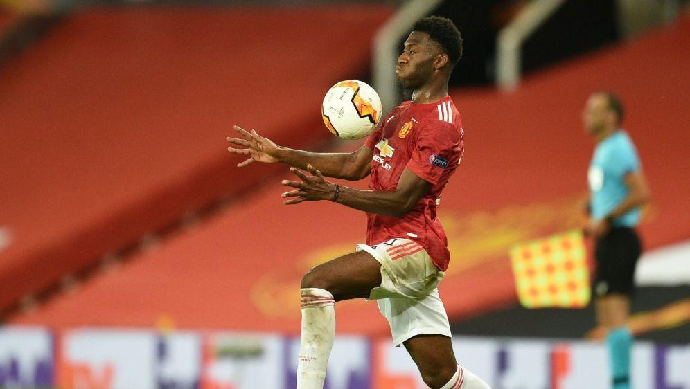 Timothy Fosu-Mensah wechselt zu Bayer Leverkusen - Bildquelle: AFPSIDOLI SCARFF