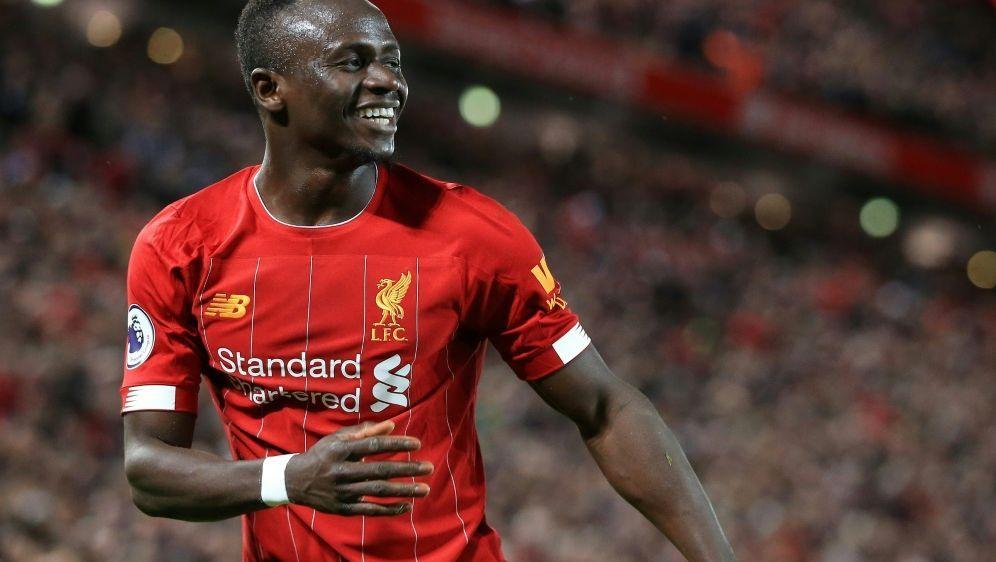 Sadio Mane beschert Liverpool den nächsten Sieg - Bildquelle: PIXATHLONPIXATHLONSID