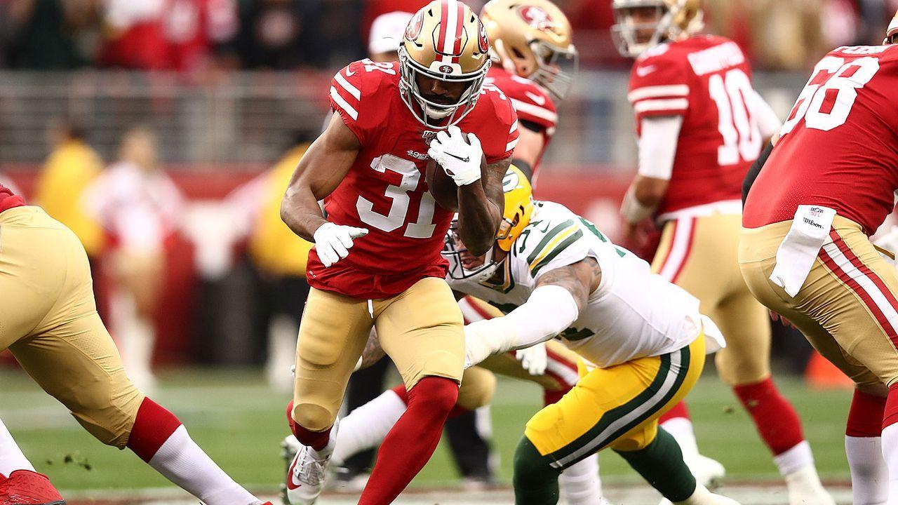 Gewinner: Raheem Mostert (San Francisco 49ers) - Bildquelle: 2020 Getty Images