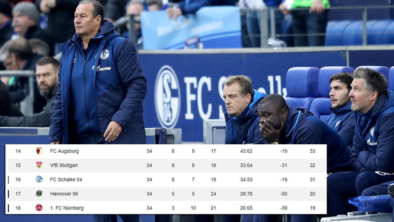 34. Spieltag: Relegation nach Drama gegen Stuttgart - Bildquelle: Getty Images