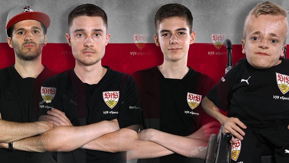 Die neuen VfB Stuttgart-Spieler - Bildquelle: https://twitter.com/VfB_eSports
