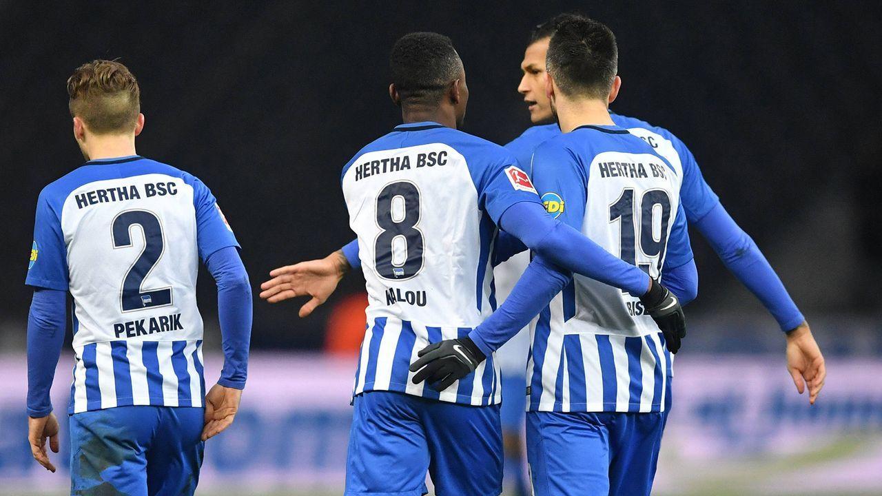 Auslaufende Verträge: Hertha BSC - Bildquelle: Imago