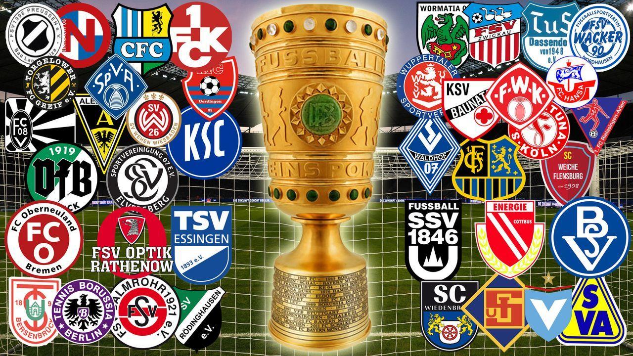 Ergebnis Dfb-Pokal