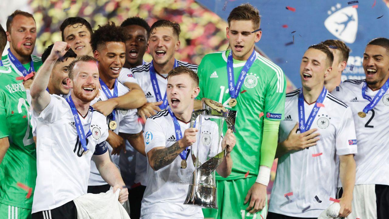 Mit Luca Waldschmidt: Die Rekorde bei U21-Europameisterschaften - Bildquelle: Getty Images