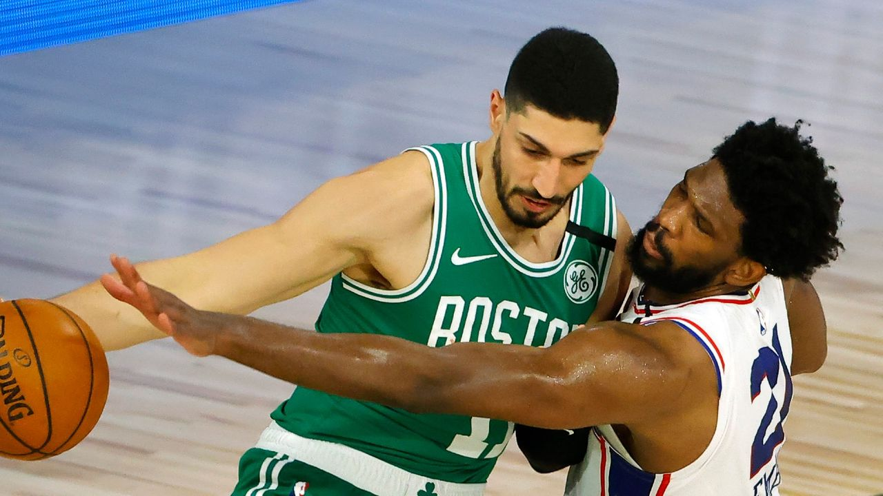 Enes Kanter - Bildquelle: Getty
