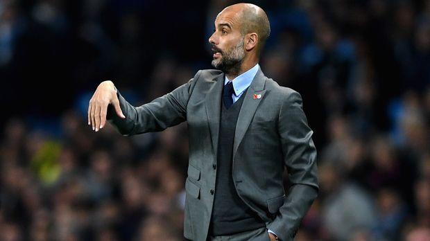 Pep Guardiola (FC Bayern München, Manchester City) - Bildquelle: 2016 Getty Images