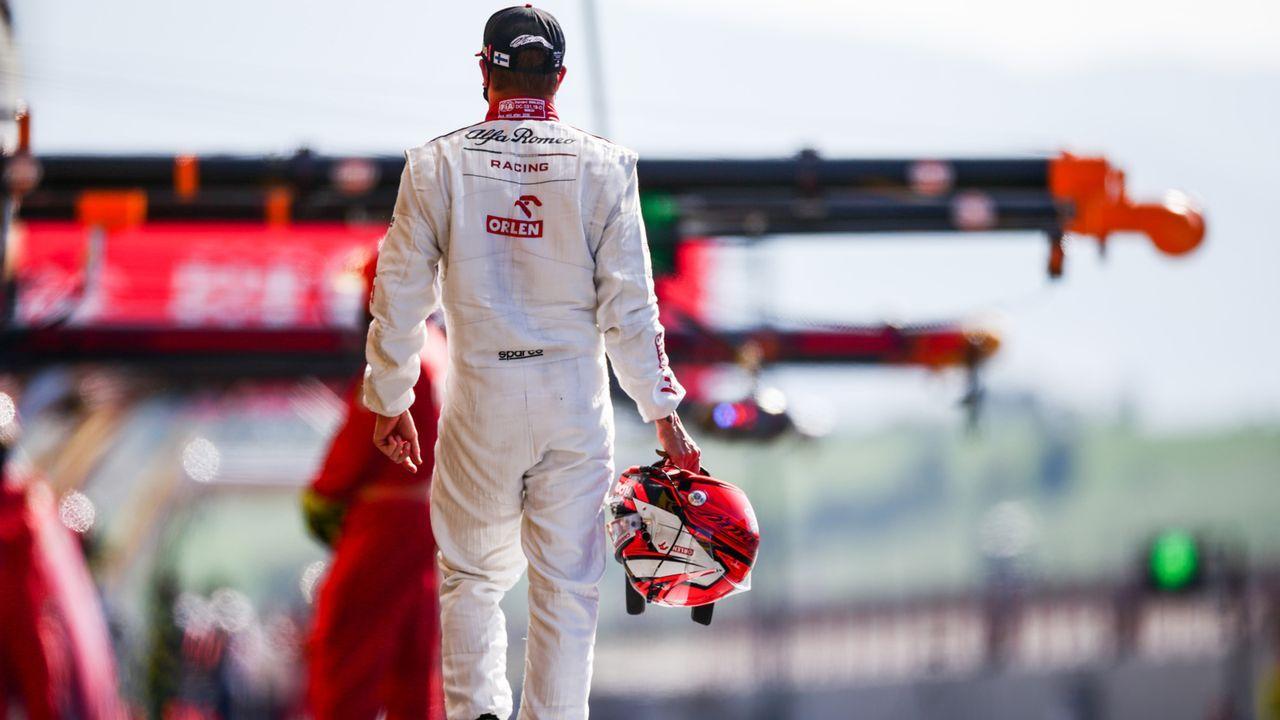 Nach 19 Saisons: Kimi Räikkönen hört auf! - Bildquelle: 2020 Getty Images