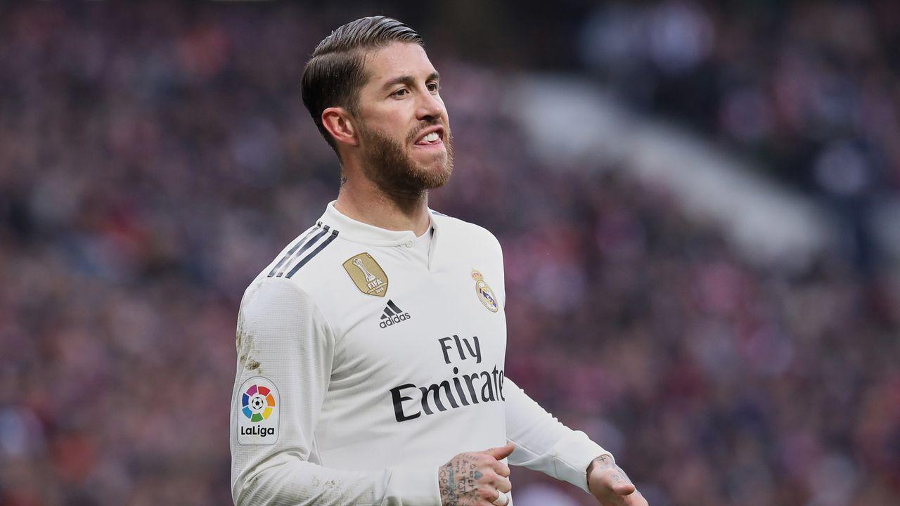 Abwehr: Sergio Ramos - Bildquelle: 2019 Getty Images