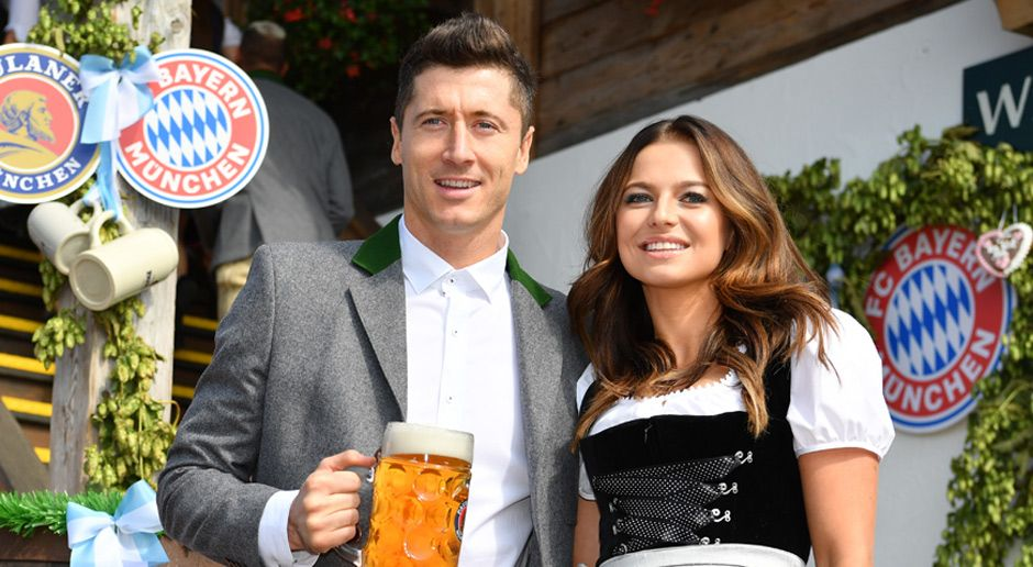 Robert Lewandowski - Bildquelle: 2017 Getty Images For Paulaner