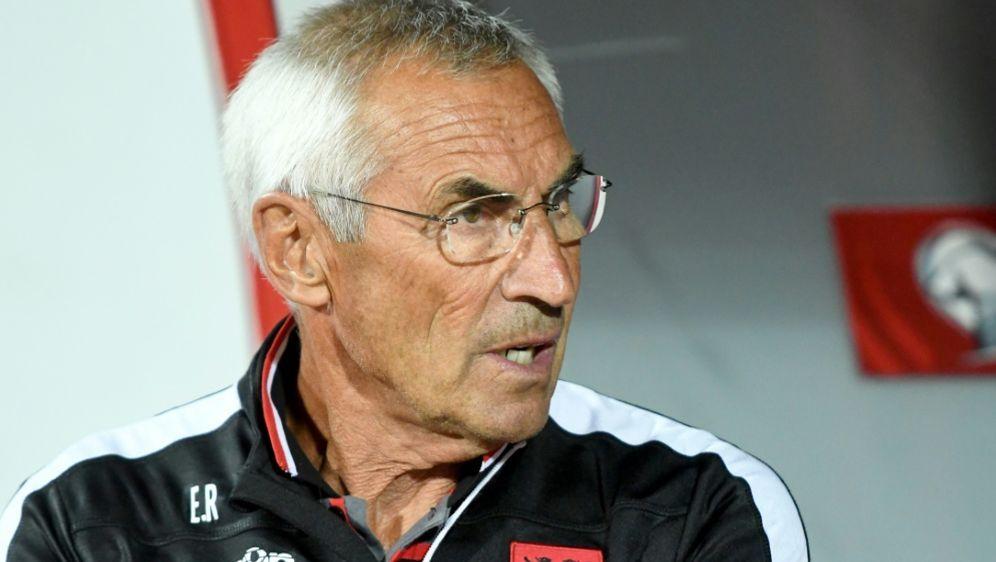Edoardo Reja bleibt albanischer Nationaltrainer - Bildquelle: AFPSIDGENT SHKULLAKU