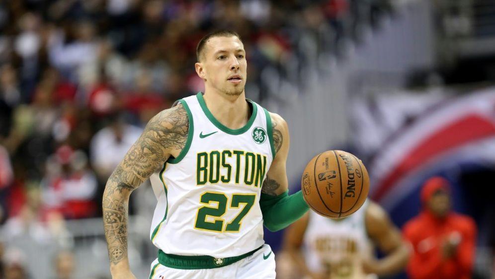 Theis und die Celtics gewinnen erneut - Bildquelle: GETTY IMAGES NORTH AMERICAGETTY IMAGES NORTH AMERICASIDRob Carr