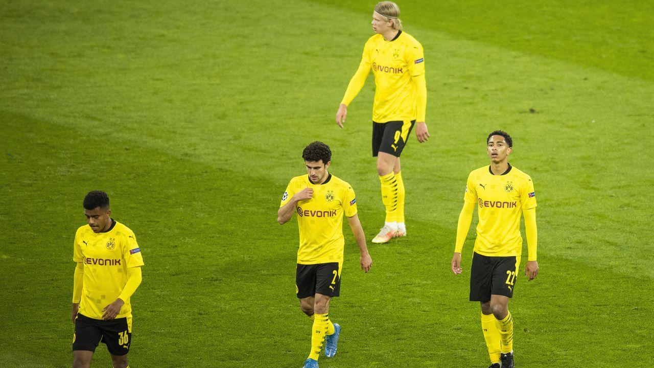 Die Probleme von Borussia Dortmund - Bildquelle: imago images/Moritz Müller