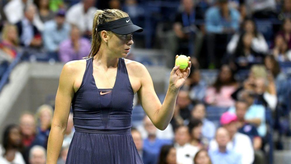 Maria Scharapowa plant Rückkehr auf große Tennisbühne - Bildquelle: AFPGETTY IMAGES NORTH AMERICASIDEmilee Chinn