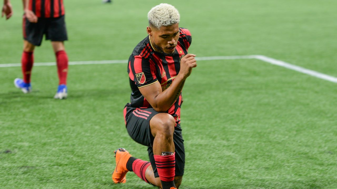 Platz 10: Josef Martinez (Atlanta United) - Bildquelle: imago images / Icon SMI