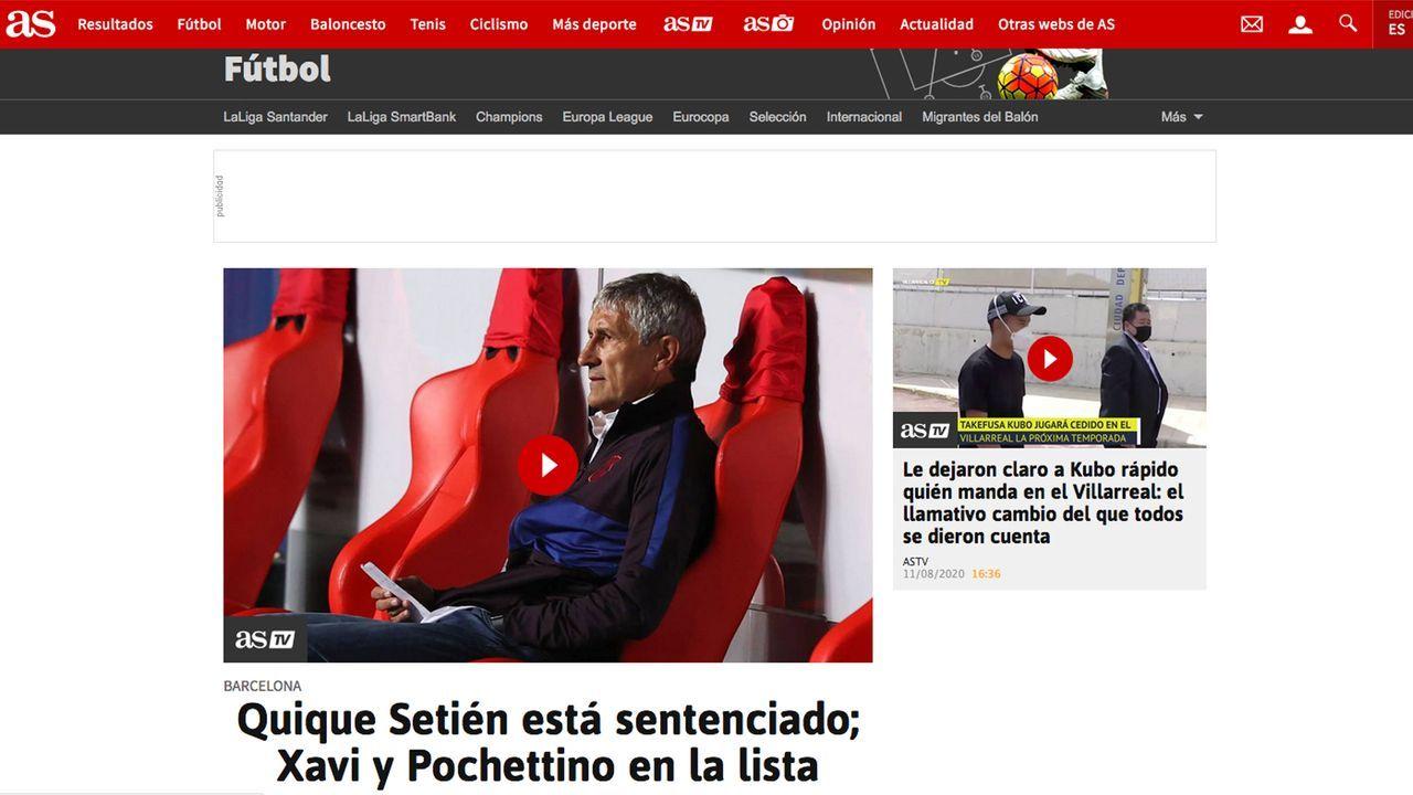 Spanien - Bildquelle: as.com