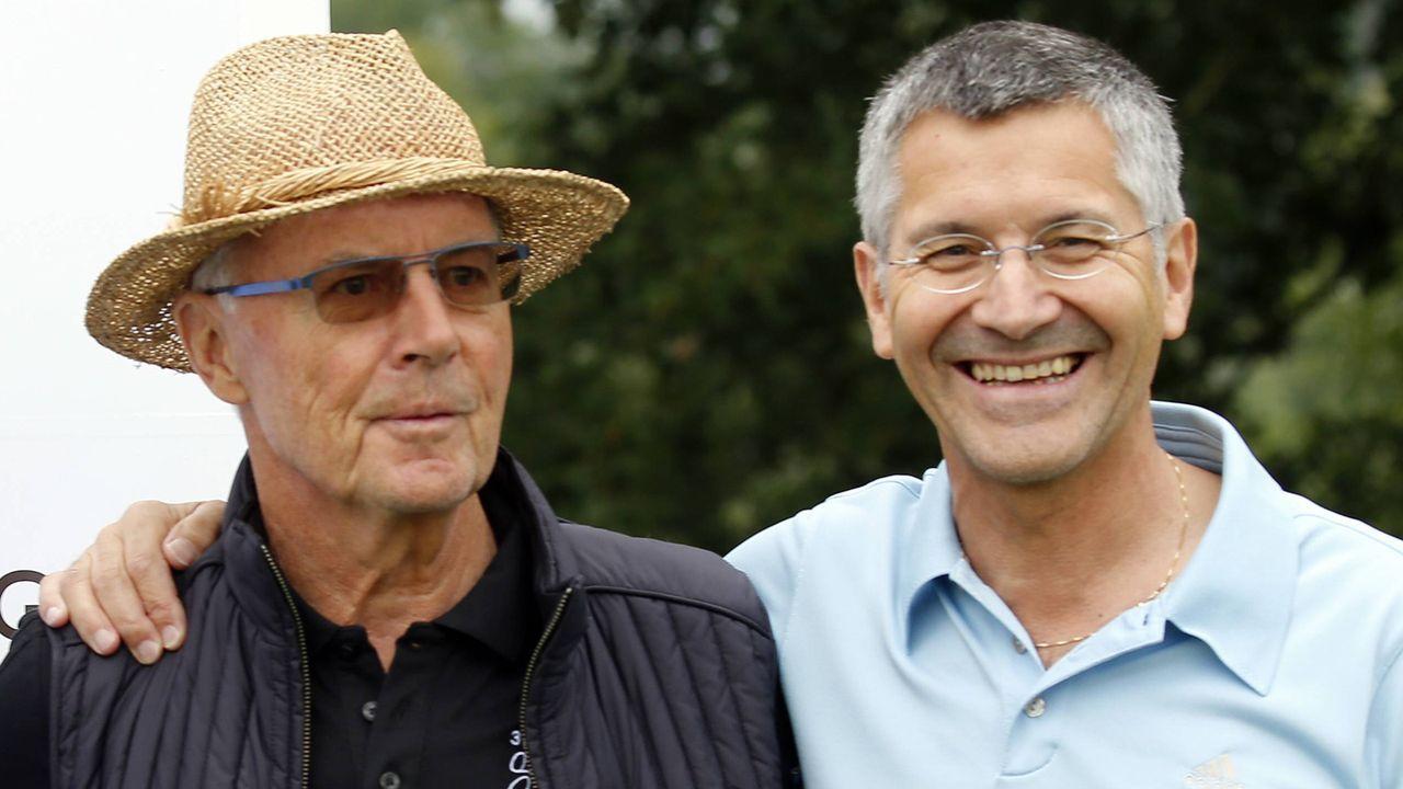 Nachfolger von Uli Hoeneß beim FC Bayern München: Das ist Herbert Hainer - Bildquelle: imago/Sammy Minkoff