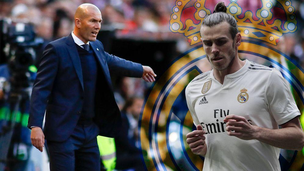 Real Madrid sucht händeringend nach einem Abnehmer für Gareth Bale. - Bildquelle: Imago Images