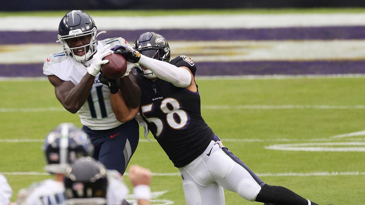 Linebacker L.J. Fort fällt auch das ganze Jahr aus - Bildquelle: 2020 Getty Images