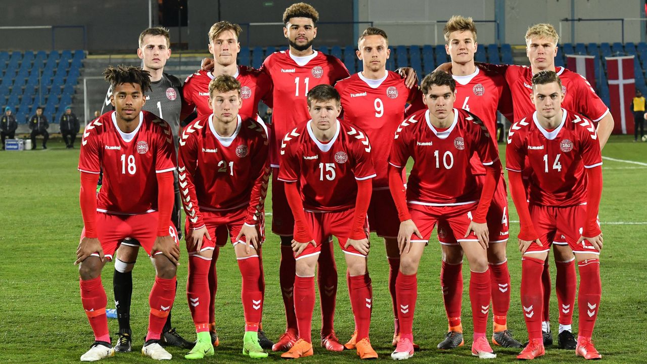 Dänemark: Die Mannschaft - Bildquelle: imago/Revierfoto