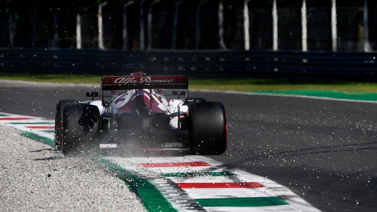 Kimi Räikkönen (Alfa Romeo) - Bildquelle: 2020 Getty Images