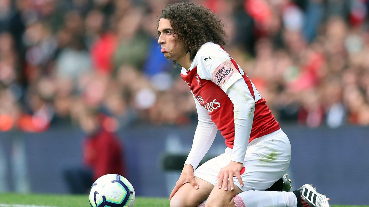 Platz 2 - Matteo Guendouzi (FC Arsenal) - Bildquelle: 2019 Getty Images