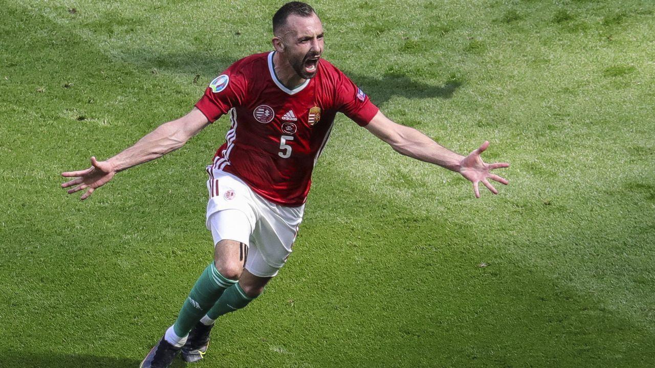 Attila Fiola (MOL Fehérvár FC) - Bildquelle: imago images/Sports Press Photo