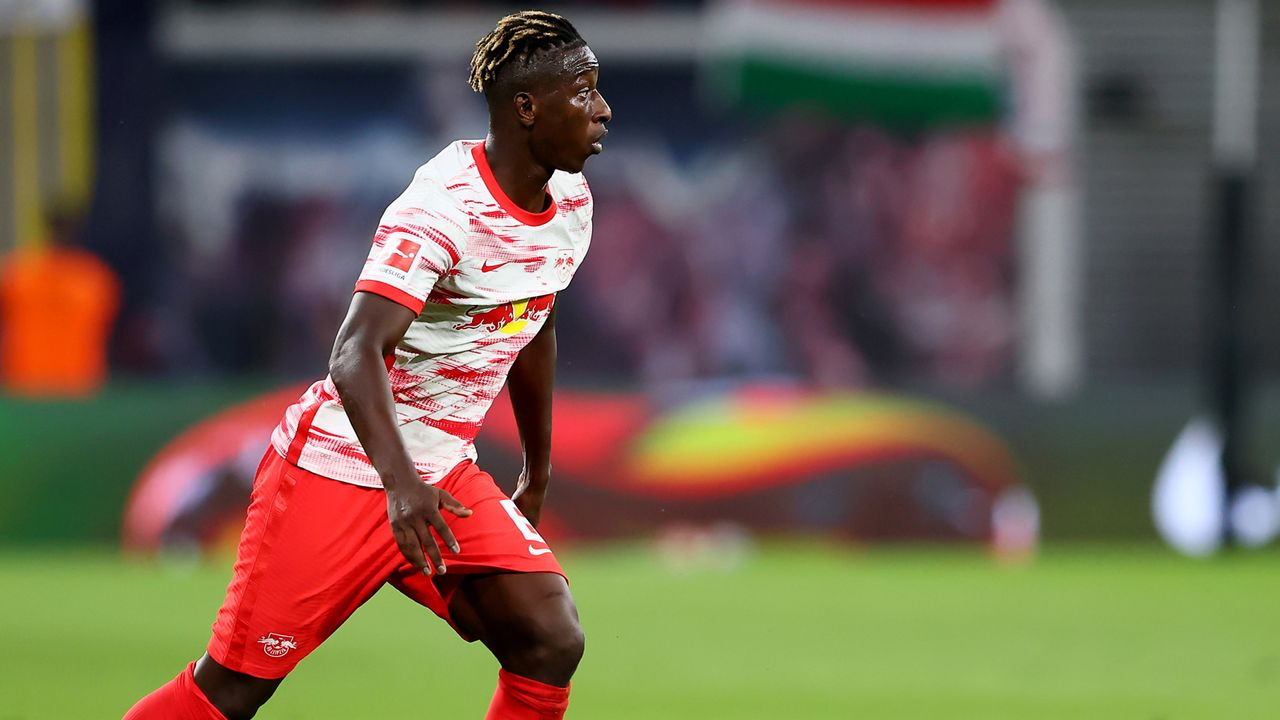 Amadou Haidara (RB Leipzig) - Bildquelle: Getty Images