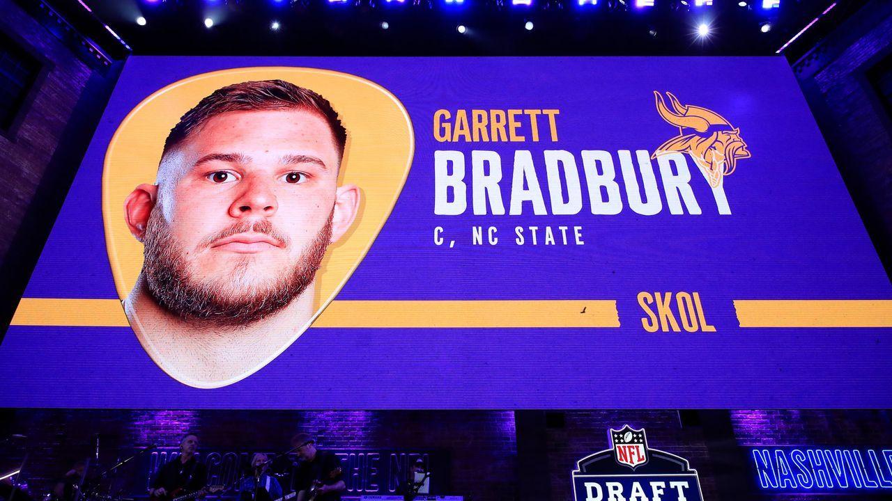 Draft Pick 18: Minnesota Vikings - Bildquelle: Getty
