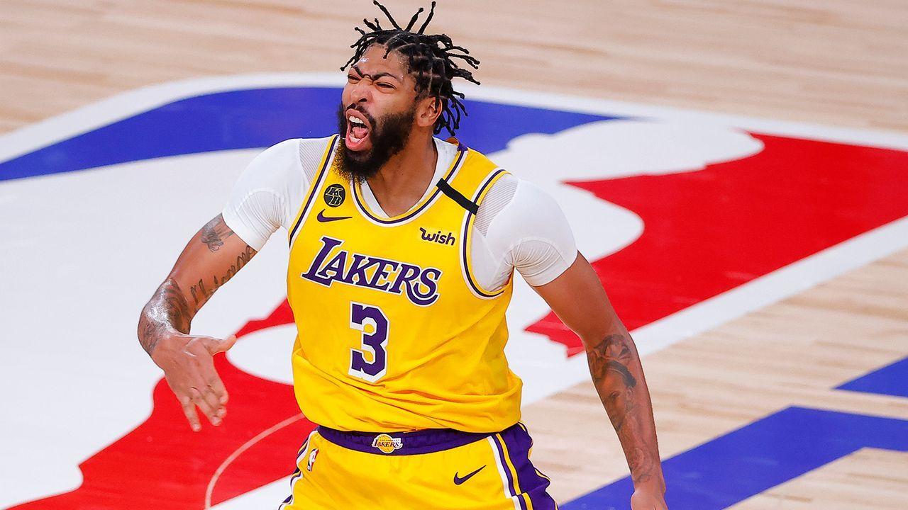 Anthony Davis (Los Angeles Lakers) - Bildquelle: Getty Images