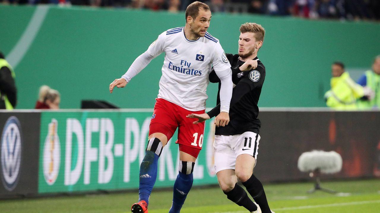 Pierre-Michel Lasogga (Hamburger SV) - Bildquelle: Imago