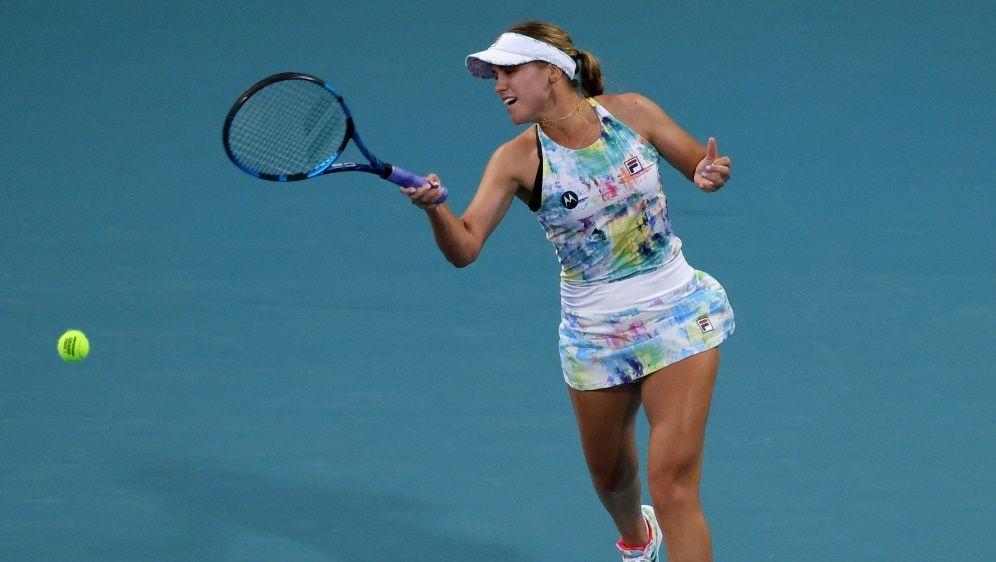 Andrea Petkovic plagen Rückenprobleme - Bildquelle: AFPGETTY SIDMARK BROWN