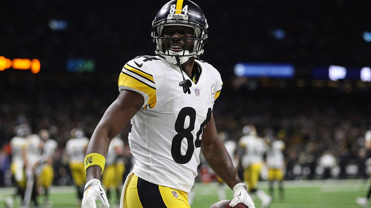 Antonio Brown - Bildquelle: 2018 Getty Images