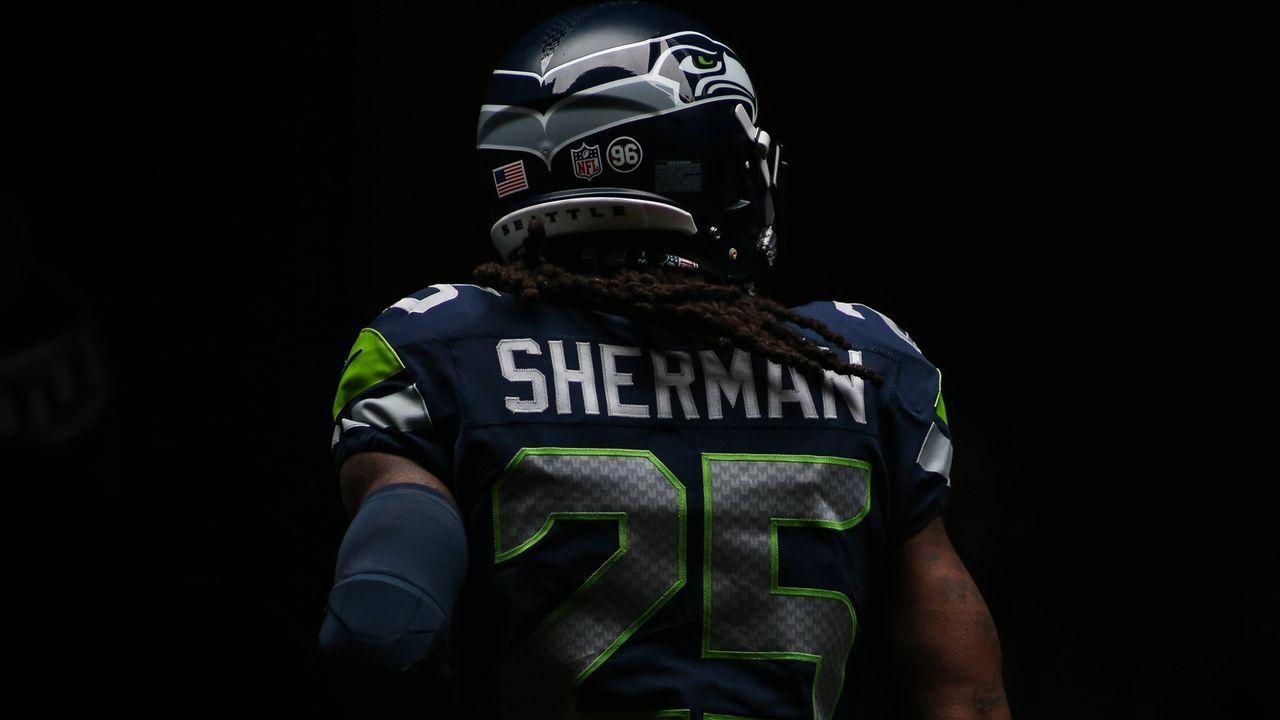 Richard Sherman (Free Agent) - Bildquelle: imago/ZUMA Press