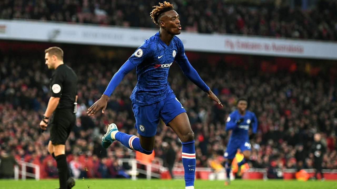 Tammy Abraham - Bildquelle: 2019 Getty Images