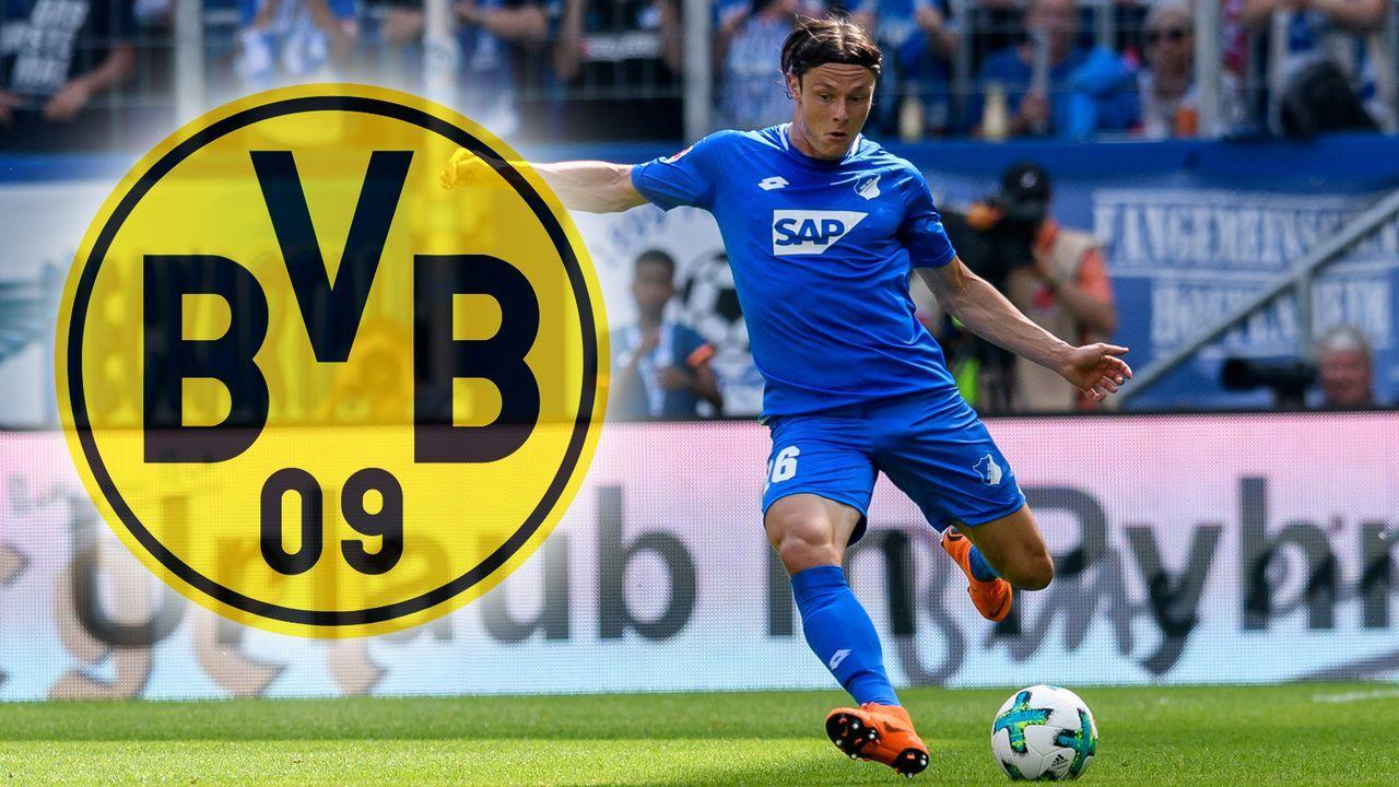 Nico Schulz (Borussia Dortmund) - Bildquelle: Getty Images