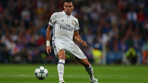 Pepe (Portugal, Real Madrid) - Bildquelle: imago/BPI
