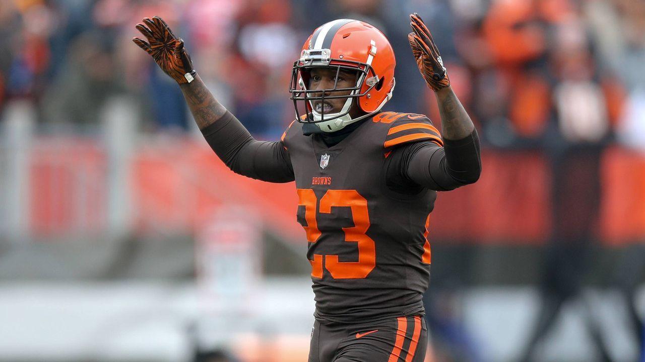 Damarious Randall (Cleveland Browns) - Bildquelle: imago