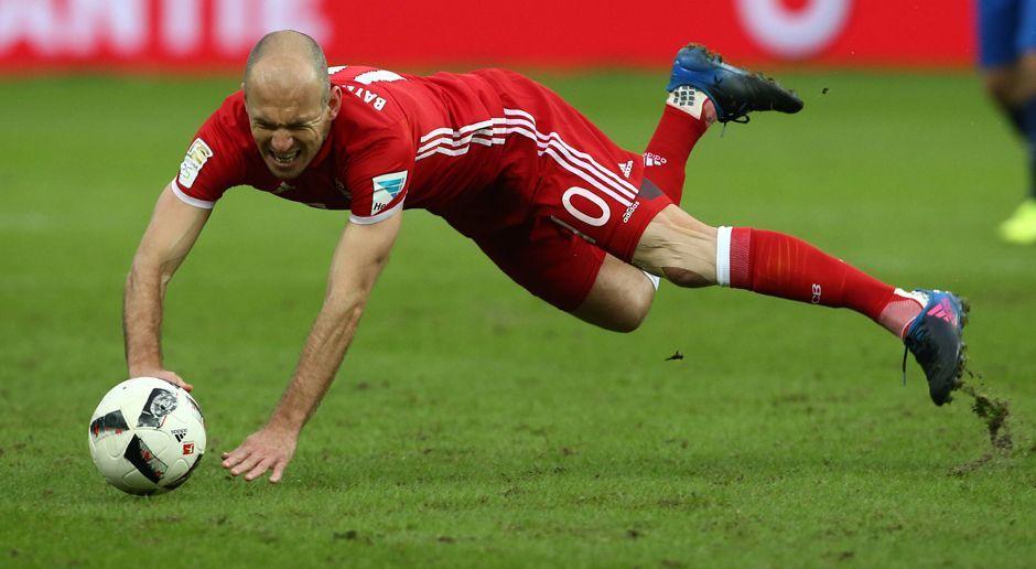 Arjen Robben - Bildquelle: imago