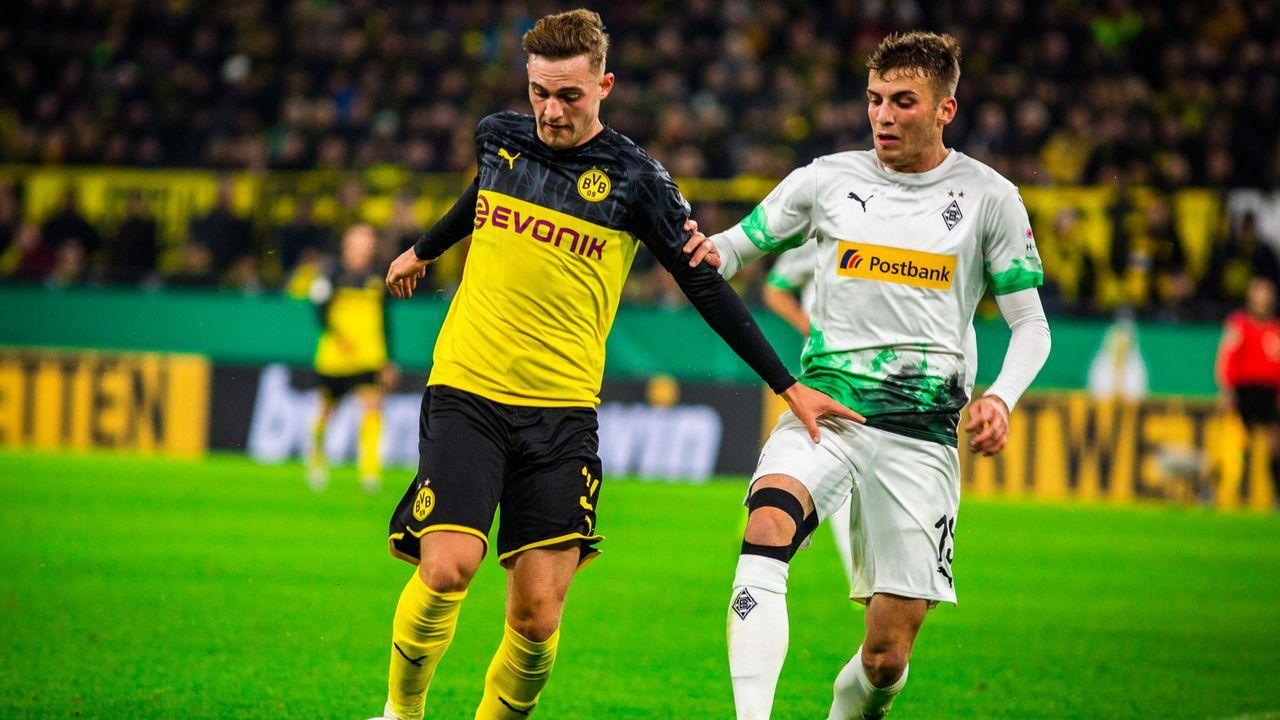 Jacob Bruun Larsen (Borussia Dortmund) - Bildquelle: imago