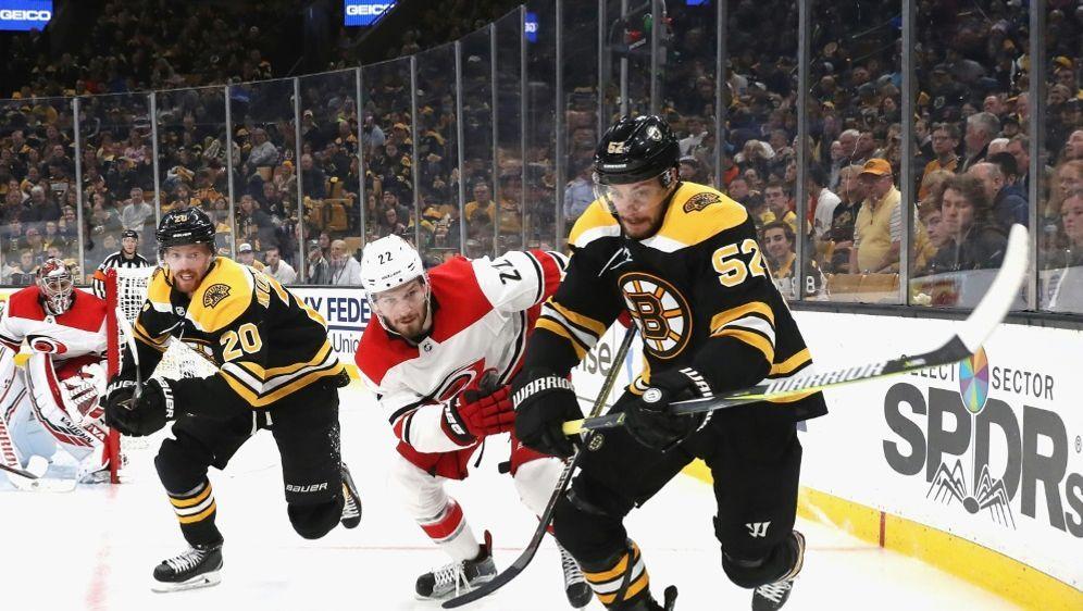 Die Bruins greifen nach dem Titel - Bildquelle: GETTY IMAGES NORTH AMERICAGETTY IMAGES NORTH AMERICASIDBRUCE BENNETT