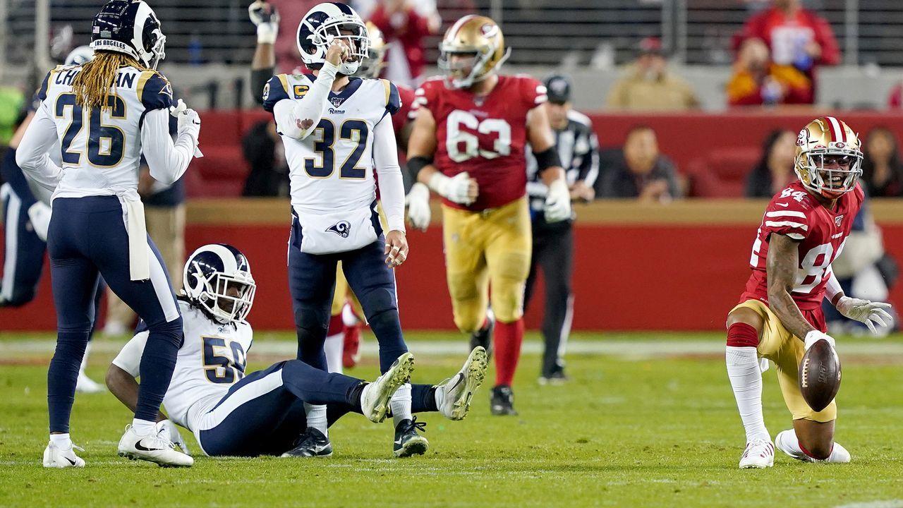 Los Angeles Rams  - Bildquelle: getty