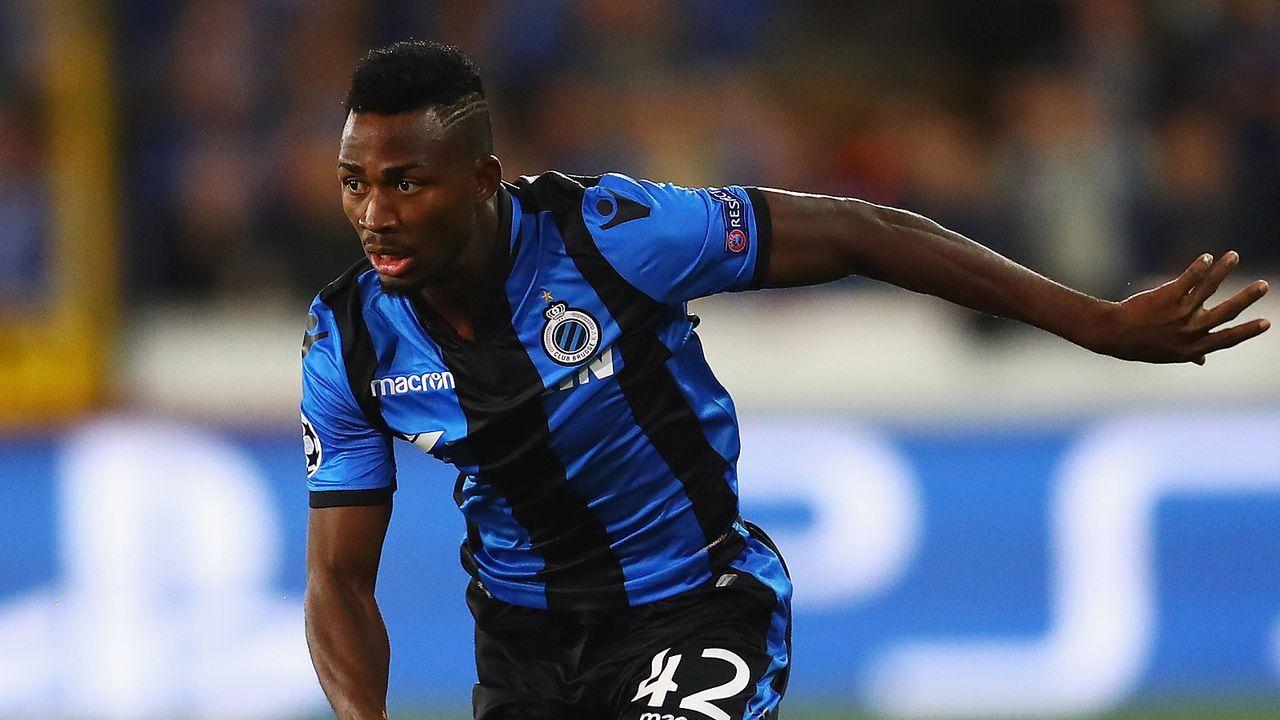 Emmanuel Dennis (FC Brügge) - Bildquelle: 2018 Getty Images