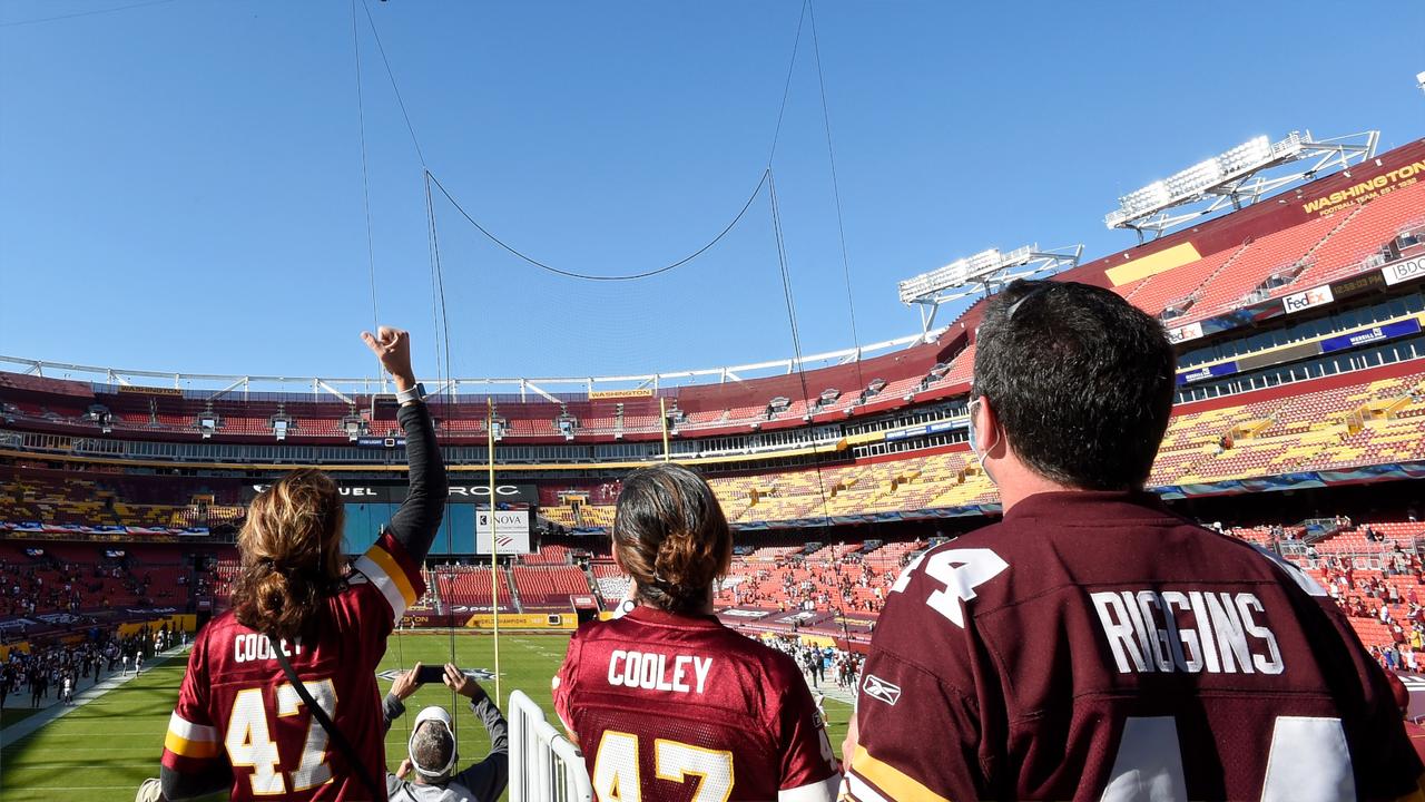 Platz 8: Washington Football Team - Bildquelle: Getty Images