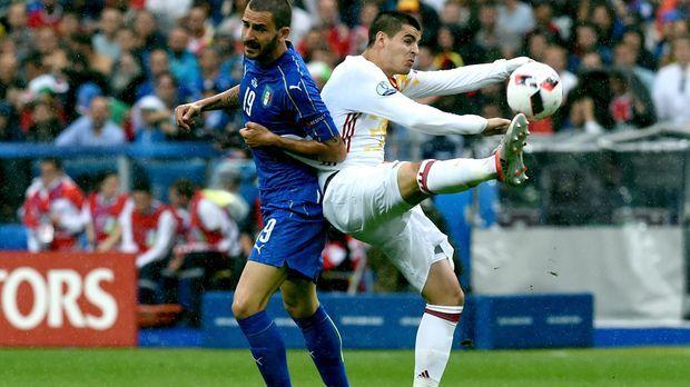 Italien Gegen Spanien Live