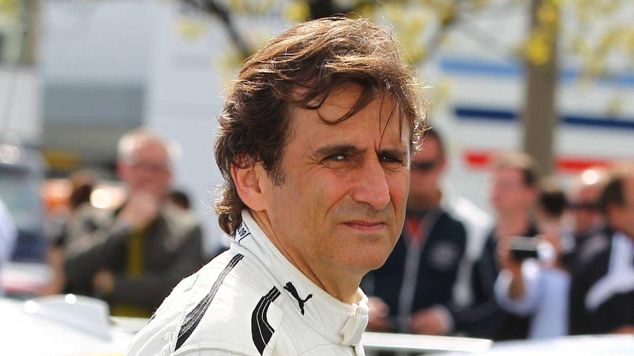 Alex Zanardi (41 Formel-1-Rennen) - Bildquelle: imago/Zink