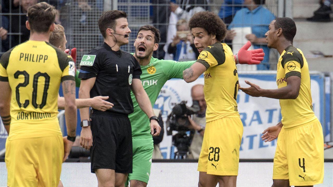 Platz 3 - Borussia Dortmund (42 Punkte) - Bildquelle: imago/Sven Simon