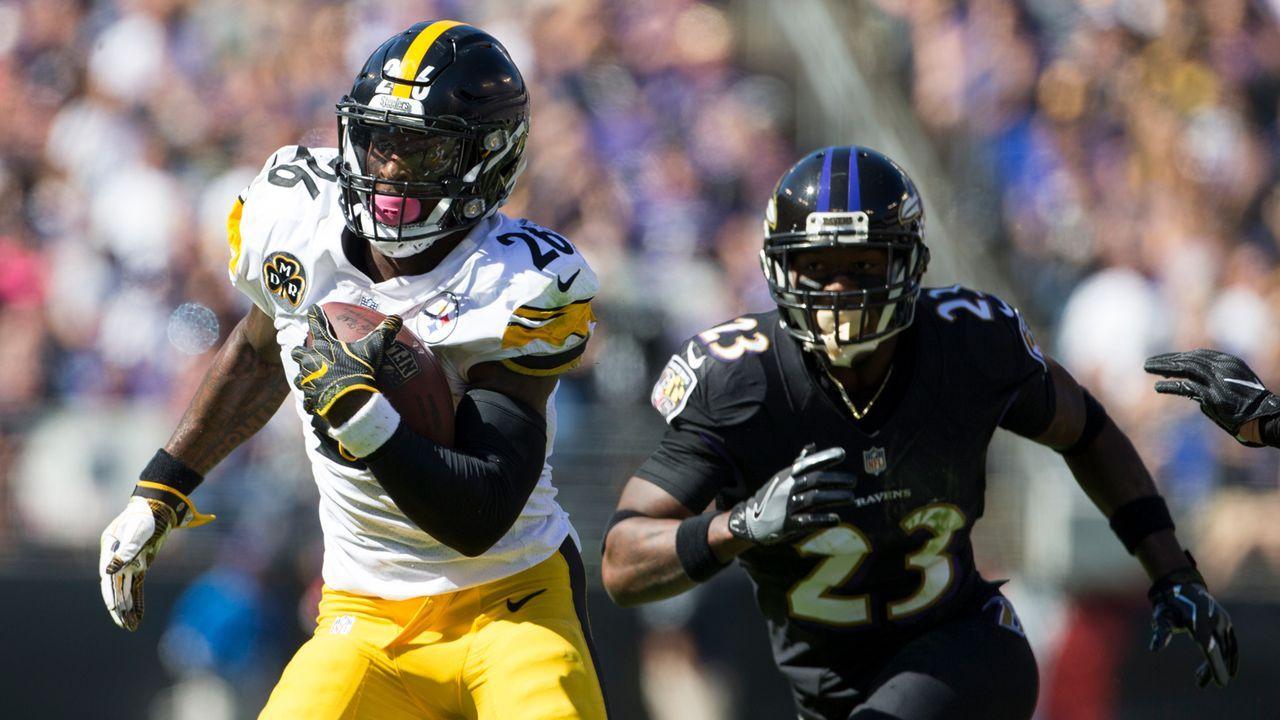 19. Duell: Steelers gelingt erster Auswärtssieg seit 2012 - Bildquelle: 2017 Getty Images