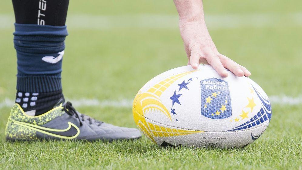 Rugby-Nationalmannschaft kämpft um Klassenerhalt - Bildquelle: PIXATHLONPIXATHLONSID