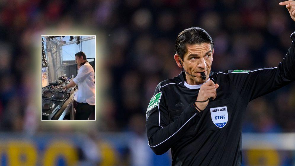 Deniz Aytekin hat auch viele Talente abseits des Fußballfelds. - Bildquelle: getty